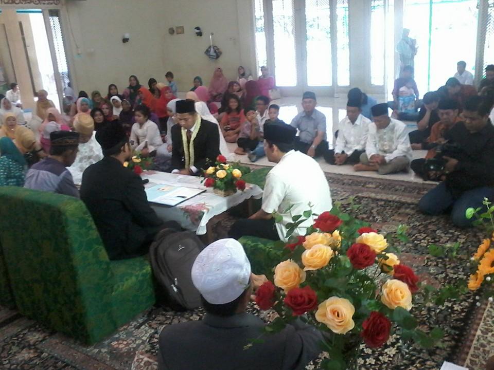 Masjid Al Hurriyyah Puri Indah