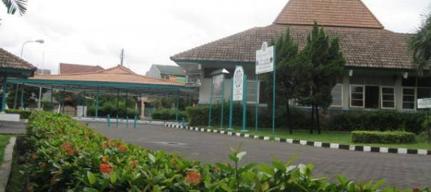 Halaman Depan Masjid